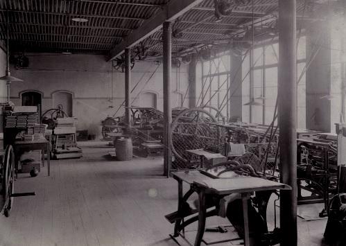 Drucksaal_1900